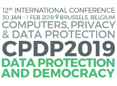 12th International Conference CPDP 2019: Data Protection and Democracy, Брюксел